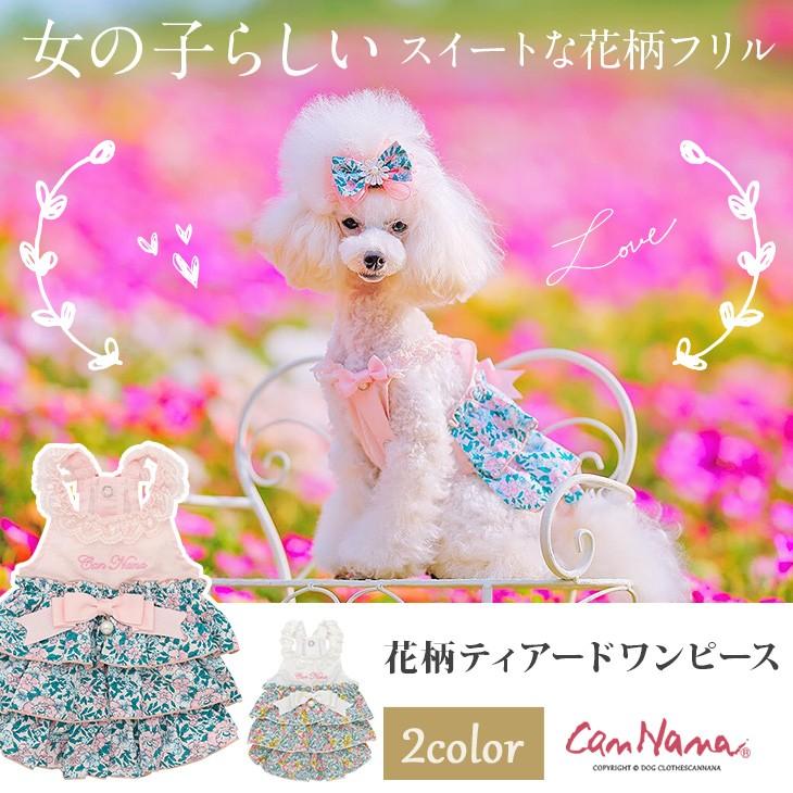きゃんナナ2019春夏新作ウェア_ワンピース1