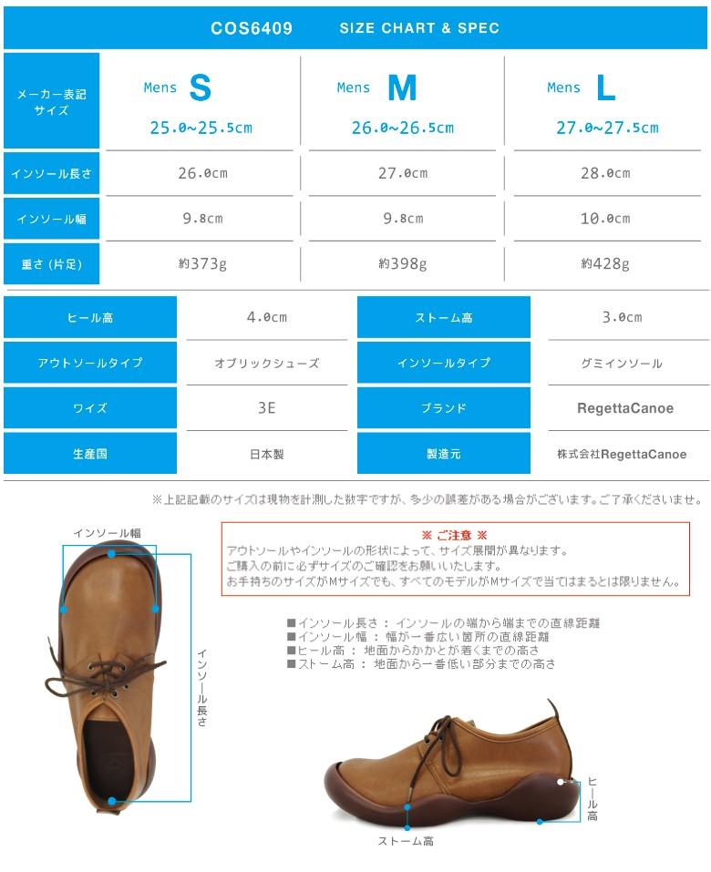 CJOS6409サイズ