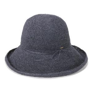 帽子 レディース 春夏 つば広 麦わら帽子   カブロカムリエ(cablocamurie) 帽子屋オンスポッツ