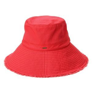 帽子 レディース コットン UVハット FUBASA (MB) 帽子屋オンスポッツ