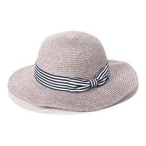 帽子 レディース ストローハット 春夏   カブロカムリエ(cablocamurie) 帽子屋オンスポッツ