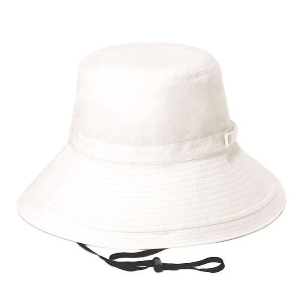 帽子 レディース 春 夏 UVカット UPF50+ コットン ハット | イロドリ irodori (MB)|caponspotz|23