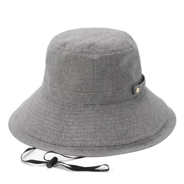 帽子 レディース 春 夏 UVカット UPF50+ コットン ハット | イロドリ irodori (MB)|caponspotz|26