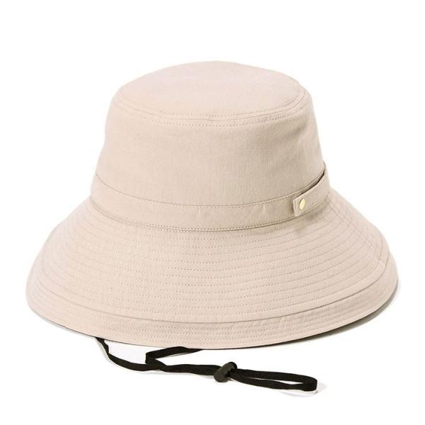 帽子 レディース 春 夏 UVカット UPF50+ コットン ハット | イロドリ irodori (MB)|caponspotz|27