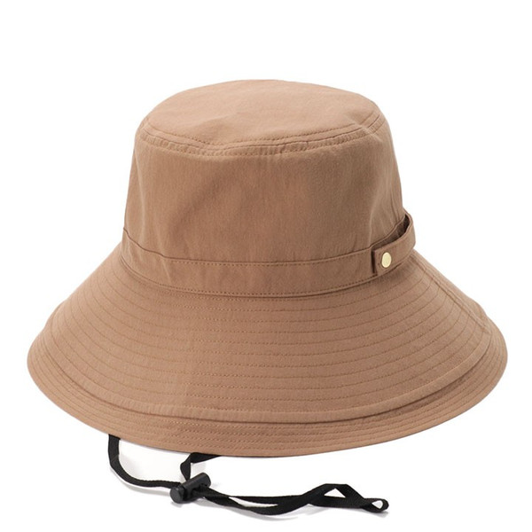帽子 レディース 春 夏 UVカット UPF50+ コットン ハット | イロドリ irodori (MB)|caponspotz|28