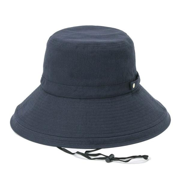 帽子 レディース 春 夏 UVカット UPF50+ コットン ハット | イロドリ irodori (MB)|caponspotz|29