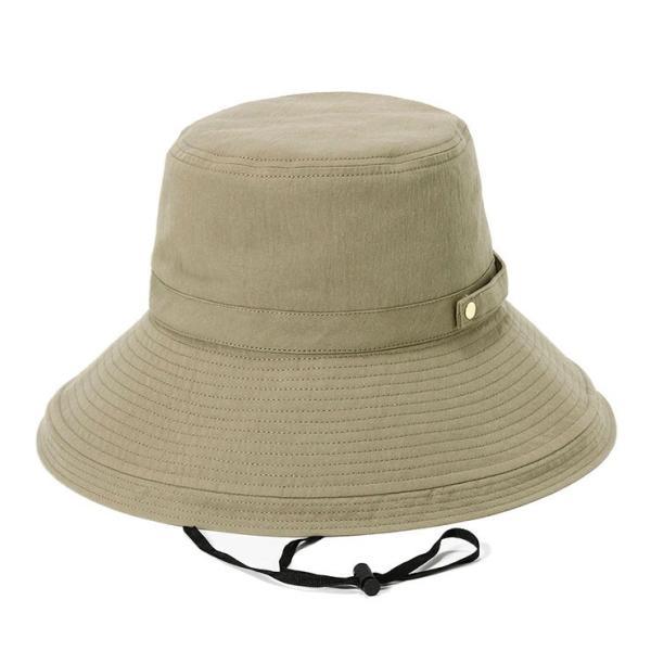 帽子 レディース 春 夏 UVカット UPF50+ コットン ハット | イロドリ irodori (MB)|caponspotz|31