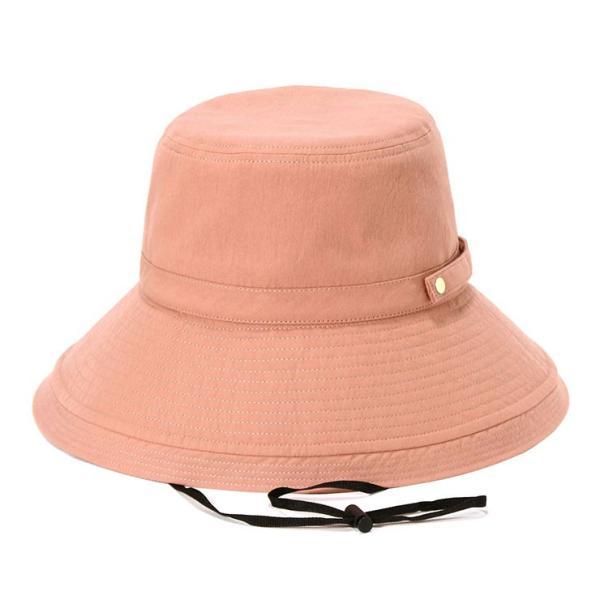帽子 レディース 春 夏 UVカット UPF50+ コットン ハット | イロドリ irodori (MB)|caponspotz|32