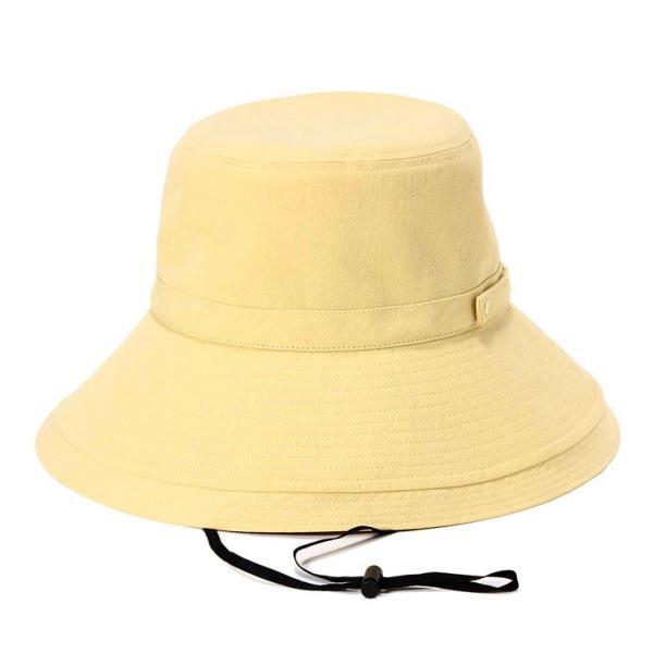 帽子 レディース 春 夏 UVカット UPF50+ コットン ハット | イロドリ irodori (MB)|caponspotz|33
