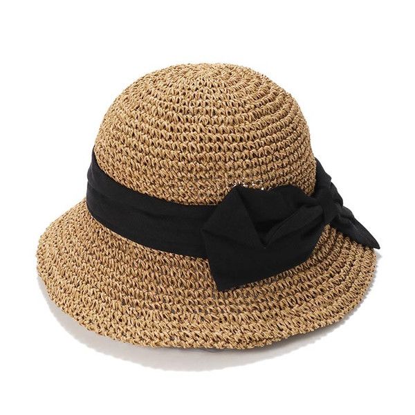 帽子 レディース ハット 春 夏 麦わら帽子 イロドリ irodori  (MB)|caponspotz|26