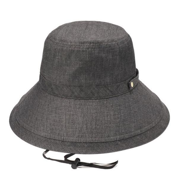 帽子 レディース 春 夏 UVカット UPF50+ コットン ハット | イロドリ irodori (MB)|caponspotz|34