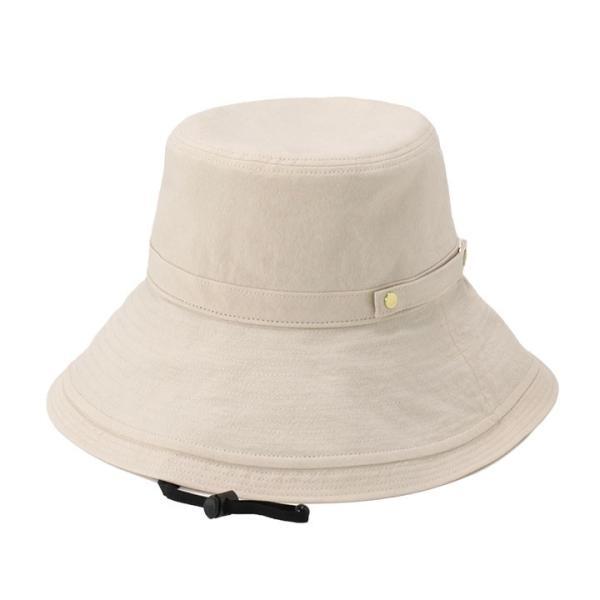 帽子 レディース 春 夏 UVカット UPF50+ コットン ハット | イロドリ irodori (MB)|caponspotz|39