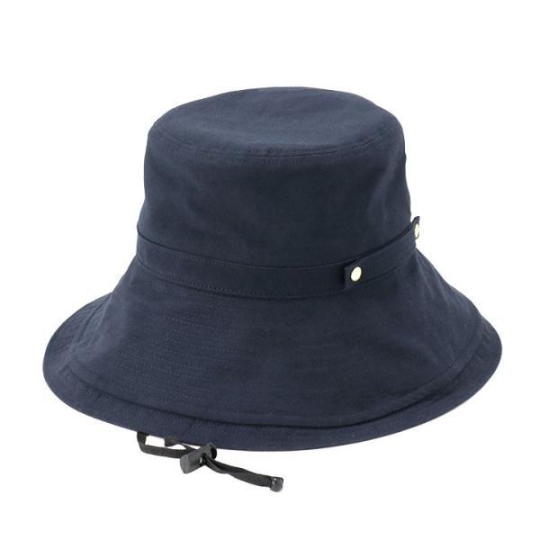 帽子 レディース 春 夏 UVカット UPF50+ コットン ハット | イロドリ irodori (MB)|caponspotz|38