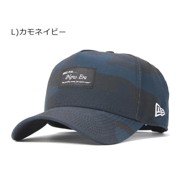 別注 ニューエラ キャップ 帽子 9FORTY BLACK PATCH|caponspotz|31