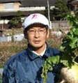 コシヒカリ栽培 畠中正二さん