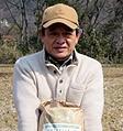 ヒノヒカリ栽培 竹内さん