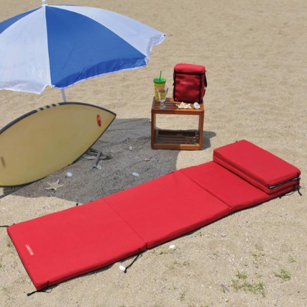 ビーチマット ベッド 防水 カナロア ブラック ウェットスーツ素材 ビーチ アルミ 海水浴 シルバー レジャーシート 洗える キャンプ プール 車中泊 CARESTAR|carestar-shop|19