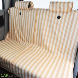 シートカバー ストライプ 軽自動車 全席セット z-style carestar 10