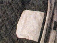 インナーポケット装備