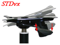 レカロオフィスチェア基本構成 STDvx