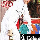 Auto-Bi印長袖つなぎ #5400