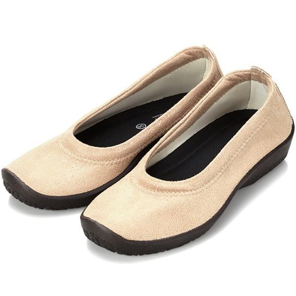 バレエシューズ パンプス レディース レディス 外反母趾 靴 痛くない 走れる アルコペディコ L'ライン BALLERINA LUXE バレリーナルクス|carron|17