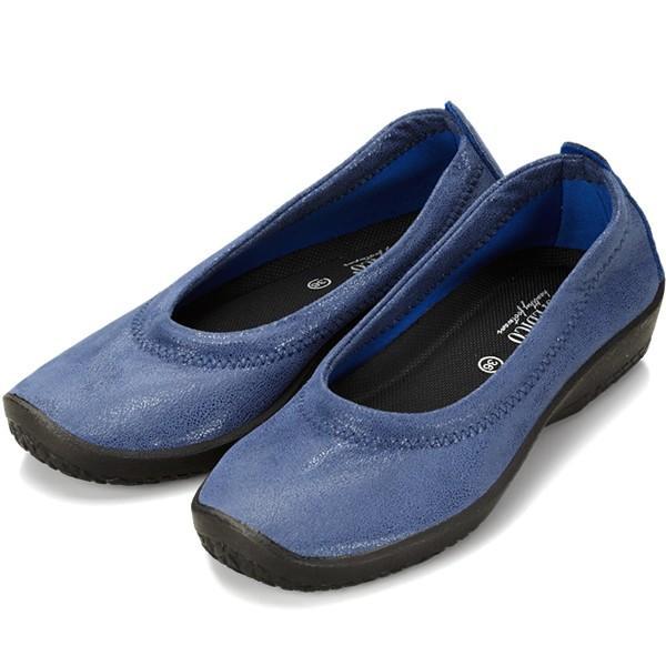 バレエシューズ パンプス レディース レディス 外反母趾 靴 痛くない 走れる アルコペディコ L'ライン BALLERINA LUXE バレリーナルクス|carron|19