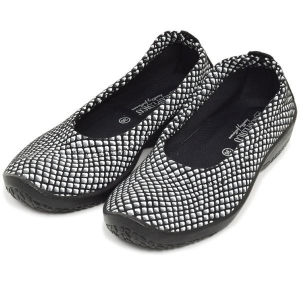 バレエパンプス バレエシューズ 靴 レディース レディス 歩きやすい 40代 50代 60代 疲れない バレリーナ ジオ1 アルコペディコ GEO1|carron|13