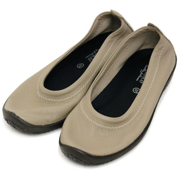 バレエパンプス バレエシューズ 靴 レディース レディス 歩きやすい 40代 50代 60代 疲れない バレリーナ ジオ1 アルコペディコ GEO1|carron|16