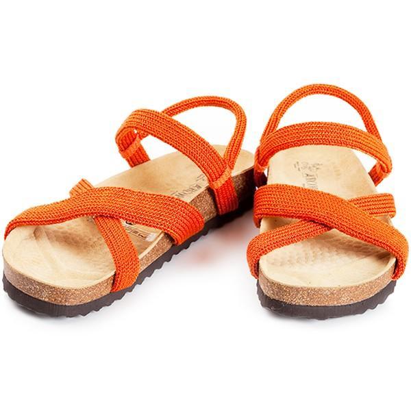 アルコペディコ サンタナ サンダル 歩きやすい ぺたんこ レディース レディス 夏 おしゃれ バックストラップ ユニセックス ポルトガル ARCOPEDICO 靴|carron|18