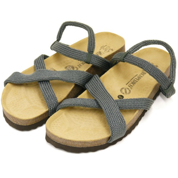 アルコペディコ サンタナ サンダル 歩きやすい ぺたんこ レディース レディス 夏 おしゃれ バックストラップ ユニセックス ポルトガル ARCOPEDICO 靴|carron|23