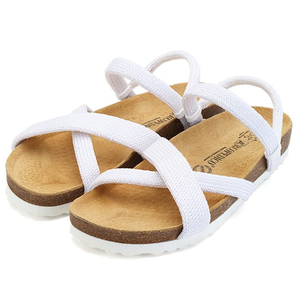アルコペディコ サンタナ サンダル 歩きやすい ぺたんこ レディース レディス 夏 おしゃれ バックストラップ ユニセックス ポルトガル ARCOPEDICO 靴|carron|24