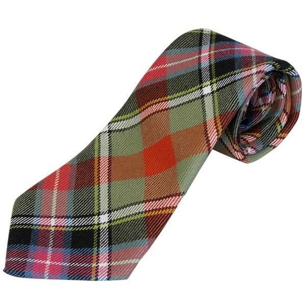 ネクタイ メンズ ブランド タータンチェック柄 ロキャロン レディース レディス ウール100% 英国スコットランド製 Lochcarron of Scotland Men's brand|carron|24