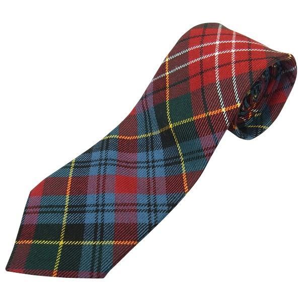 ネクタイ メンズ ブランド タータンチェック柄 ロキャロン レディース レディス ウール100% 英国スコットランド製 Lochcarron of Scotland Men's brand|carron|23