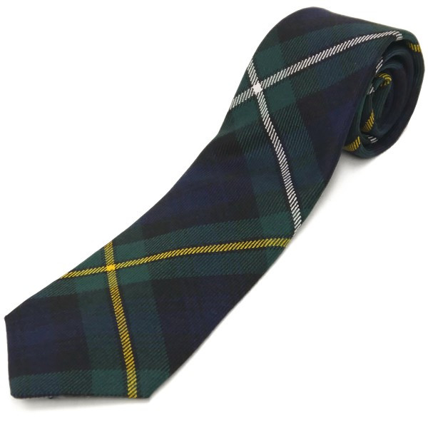 ネクタイ メンズ ブランド タータンチェック柄 ロキャロン レディース レディス ウール100% 英国スコットランド製 Lochcarron of Scotland Men's brand|carron|10