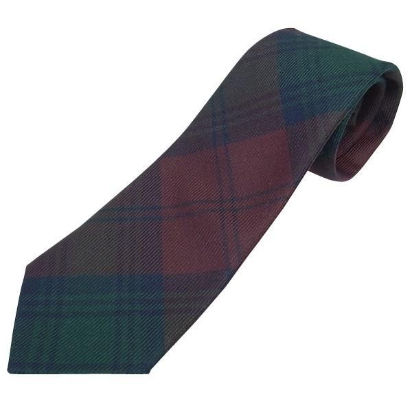 ネクタイ メンズ ブランド タータンチェック柄 ロキャロン レディース レディス ウール100% 英国スコットランド製 Lochcarron of Scotland Men's brand|carron|19