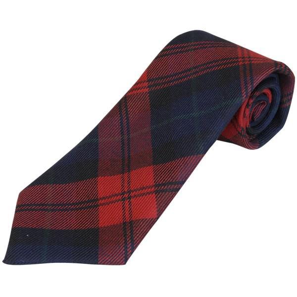 ネクタイ メンズ ブランド タータンチェック柄 ロキャロン レディース レディス ウール100% 英国スコットランド製 Lochcarron of Scotland Men's brand|carron|13