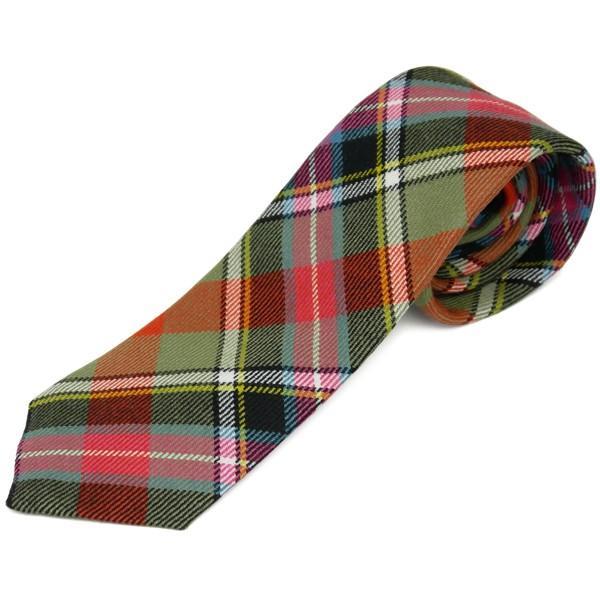 ネクタイ ブランド おしゃれ プレゼント メンズ タータンチェック柄 ロキャロン ウール100% 英国スコットランド製 Lochcarron of Scotland Men's brand carron 29
