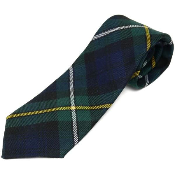 ネクタイ ブランド おしゃれ プレゼント メンズ タータンチェック柄 ロキャロン ウール100% 英国スコットランド製 Lochcarron of Scotland Men's brand carron 17