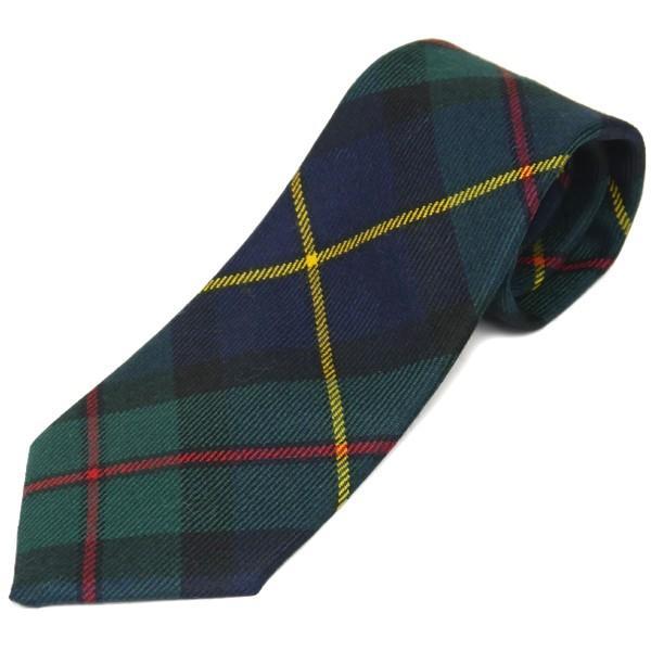 ネクタイ ブランド おしゃれ プレゼント メンズ タータンチェック柄 ロキャロン ウール100% 英国スコットランド製 Lochcarron of Scotland Men's brand carron 21