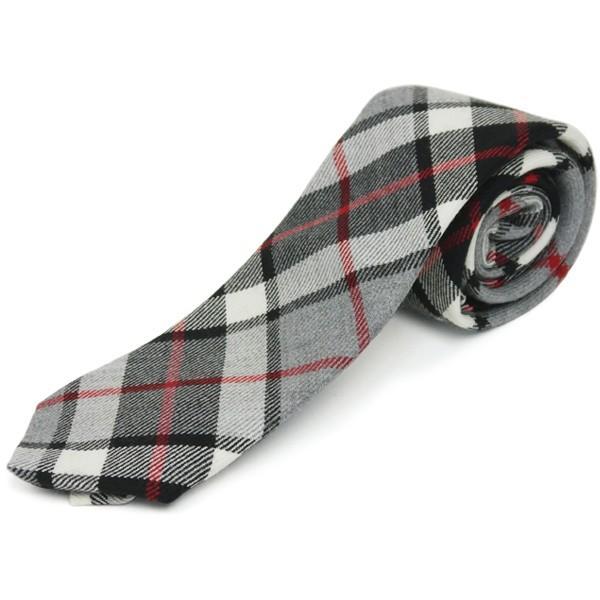 ネクタイ ブランド おしゃれ プレゼント メンズ タータンチェック柄 ロキャロン ウール100% 英国スコットランド製 Lochcarron of Scotland Men's brand carron 30