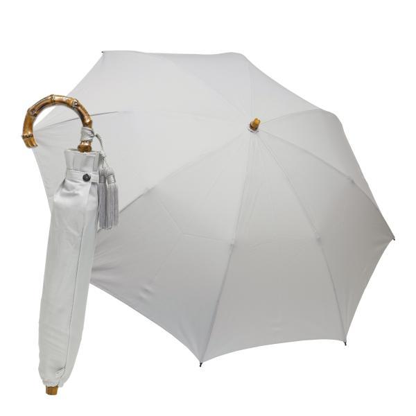 晴雨兼用折りたたみ傘 8本骨 丈夫 日傘 レディース レディス 軽量 日本製 おしゃれ 雨傘 UV コットンピケ スライドショート バンブーハンドル タッセル|carron|21
