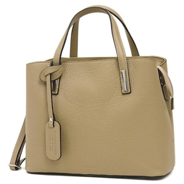 トートバッグ レディース ブランド 斜め掛け 本革レザー 2WAY ショルダー イタリア PULICATI エリシア レディス brand bag|carron|14
