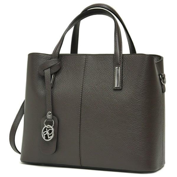 トートバッグ レディース ブランド 斜め掛け 本革レザー 2WAY ショルダー イタリア PULICATI エリシア レディス brand bag|carron|15