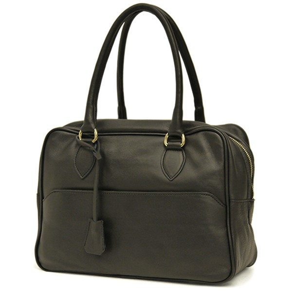 ボストンバッグ レディース 通勤 ショルダーバッグ 2WAY ソフトレザー 本革 イタリアブランド brand POPCORN エメリーヌ レディス bag|carron|09