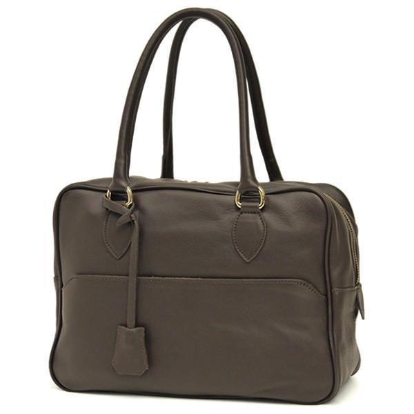 ボストンバッグ レディース 通勤 ショルダーバッグ 2WAY ソフトレザー 本革 イタリアブランド brand POPCORN エメリーヌ レディス bag|carron|10