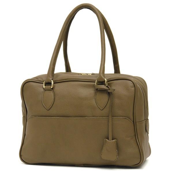 ボストンバッグ レディース 通勤 ショルダーバッグ 2WAY ソフトレザー 本革 イタリアブランド brand POPCORN エメリーヌ レディス bag|carron|11
