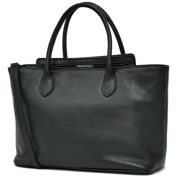 トートバッグ レディース レディス 通勤 本革レザー 2WAY ショルダーバッグ イタリアブランド brand CHRISTIAN VILLA バーバラ A4 bag|carron|09