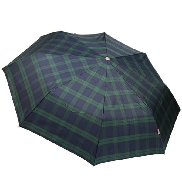 折りたたみ傘 自動開閉 おしゃれ チェック 折り畳み ワンタッチ傘 丈夫 ビジネス レディース レディス メンズ Men's 折りたたみ雨傘 イタリア rainbow|carron|20