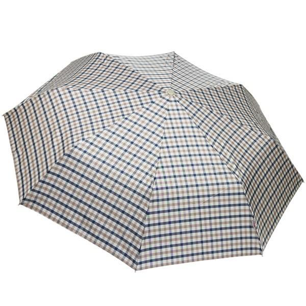 折りたたみ傘 自動開閉 おしゃれ チェック 折り畳み ワンタッチ傘 丈夫 ビジネス レディース レディス メンズ Men's 折りたたみ雨傘 イタリア rainbow|carron|19